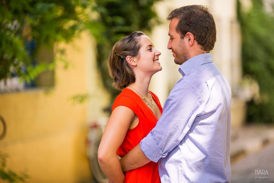 Couple - Elia et Steph - Paris (75)