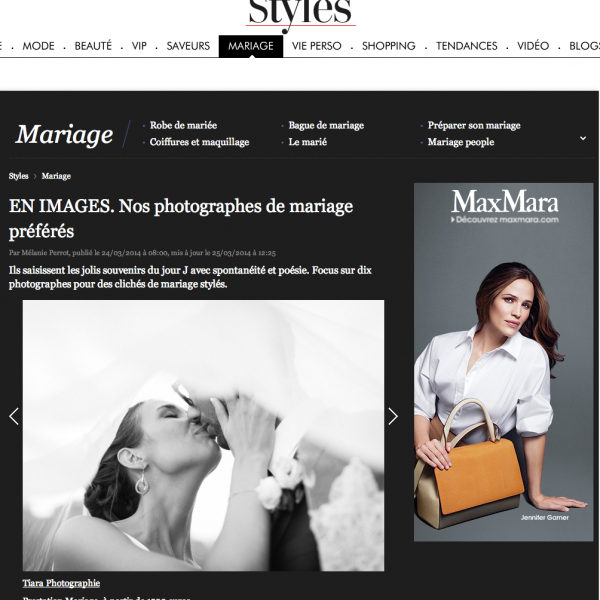Publication - L'Express Styles