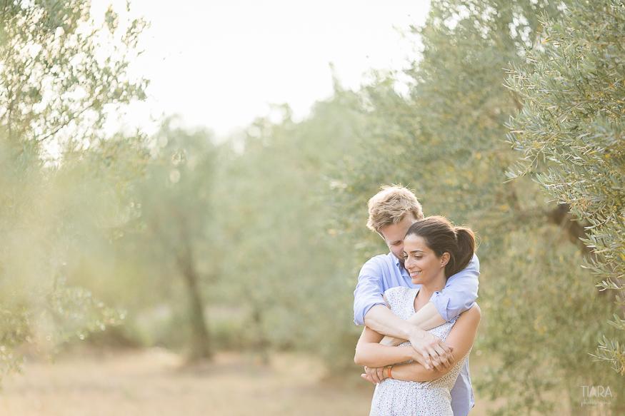 Engagement - Laura et Jimmy - Bouches du Rhone