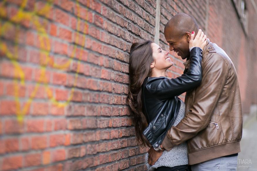 Couple - Kevin et Arancha - Bruxelles