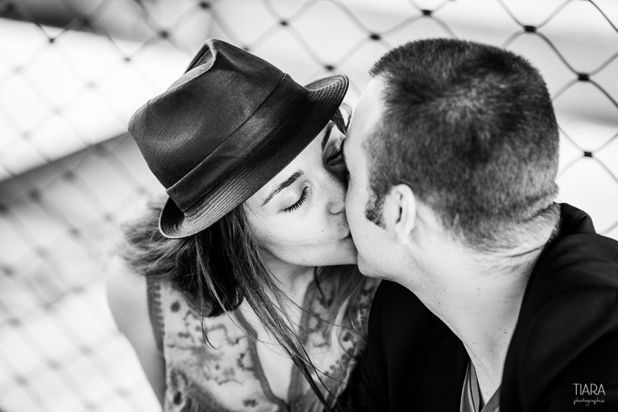 Engagement - Agathe et Christophe - Paris (75)
