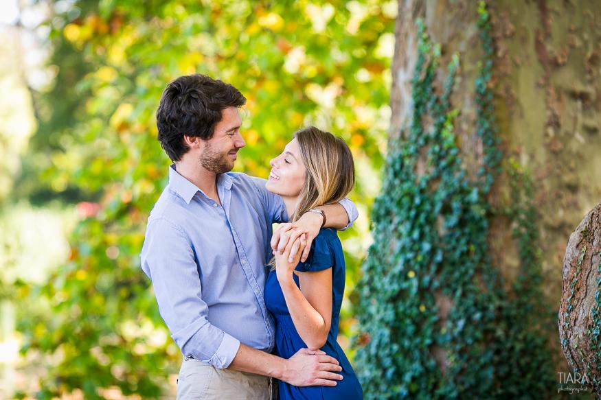 Engagement - Mathilde et Pierre - Paris (75)