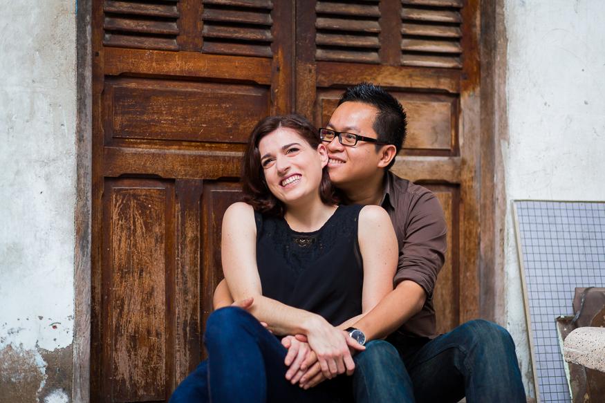 Couple - Anais et Le - Vietnam