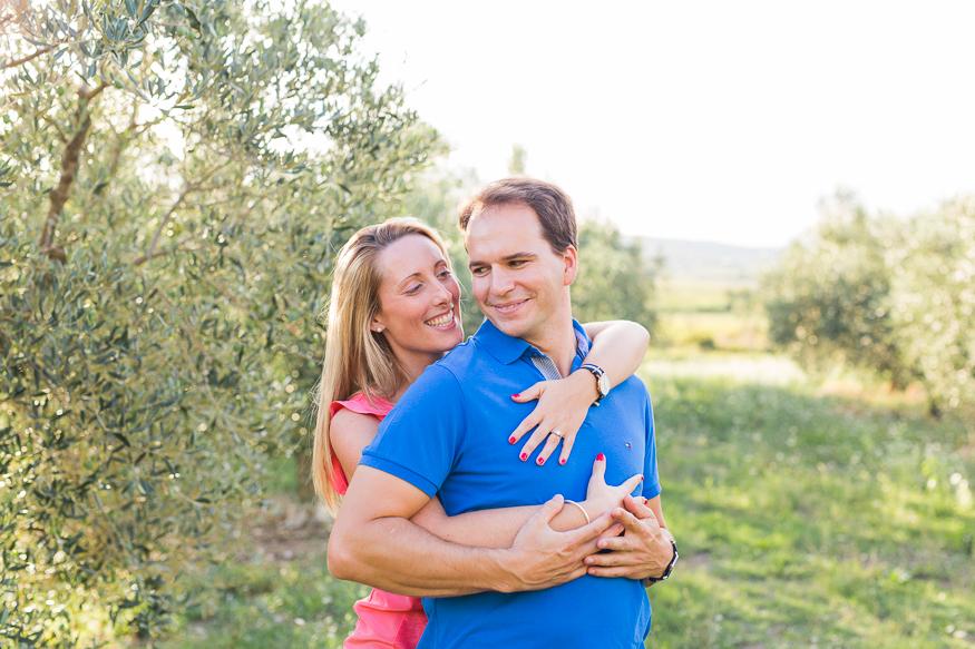 Engagement - Julia et Max - Nimes (30)