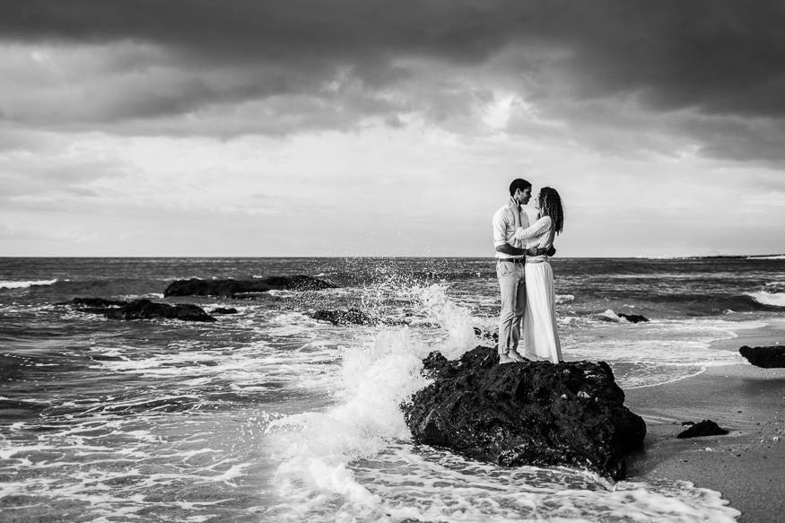 Couple - Abigail et Alex - ile de la Reunion