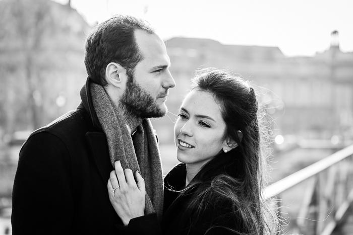 Couple - Camille et Thibault - Paris (75)
