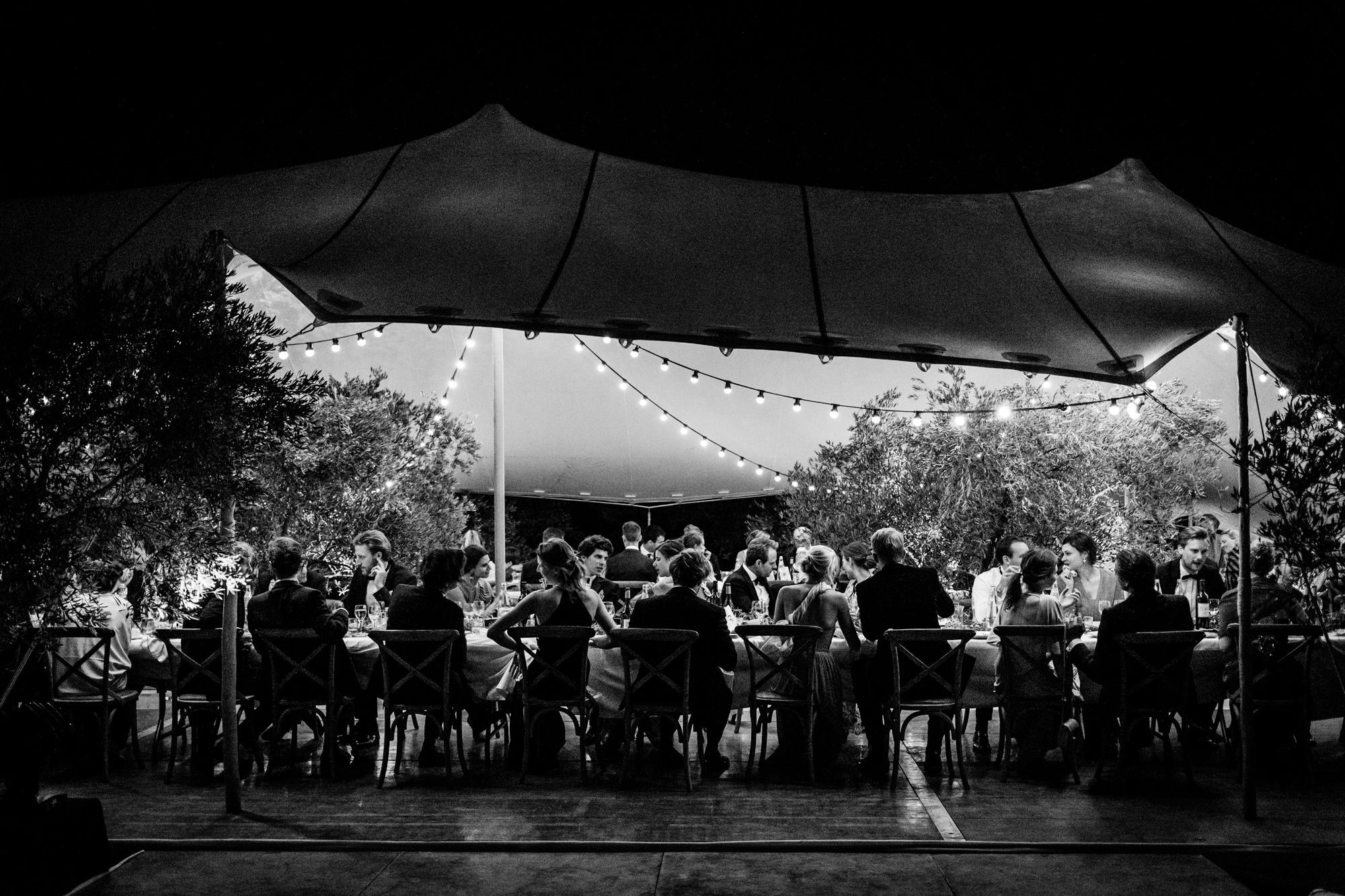 Un mariage chic allemand à Saint Rémy de Provence