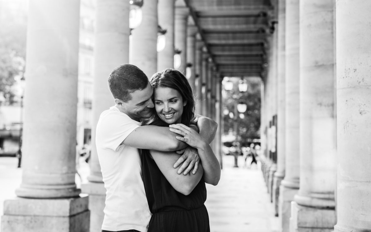 Couple - Nelly et Guillaume - Paris (75)