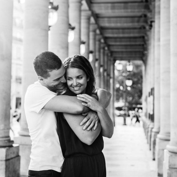 Couple - Nelly et Guillaume - Paris (75)