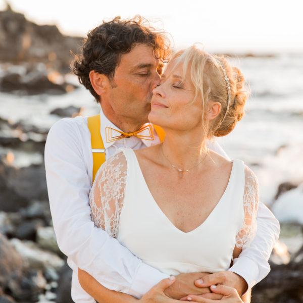 Mariage sur l'île de la Réunion avec Green Idylle - Murielle et Patrick