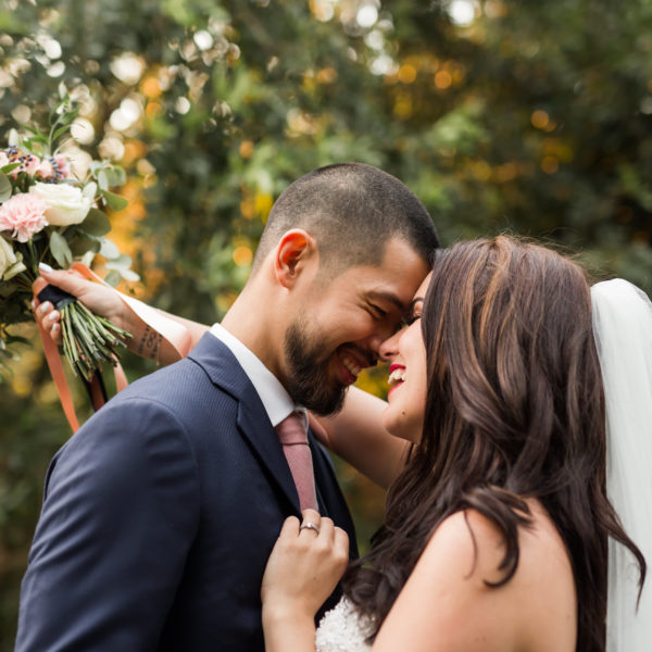 Un mariage bohème chic à la Sainte Hélène